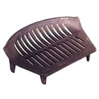 Stool Fire Grate - Solid Fuel Fireplace Grates